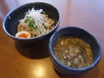 鶏白湯スープつけ麺02